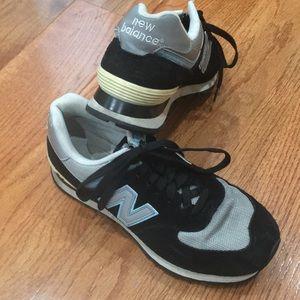 NB sneakers.